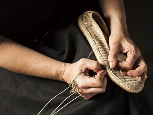 artesanía de la alpargata