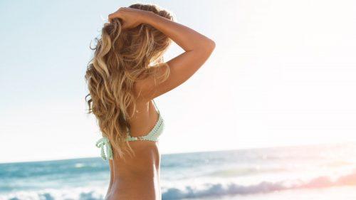 Peinado playa