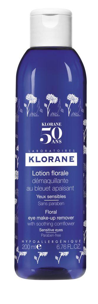 locion-aciano-klorane-50-anos