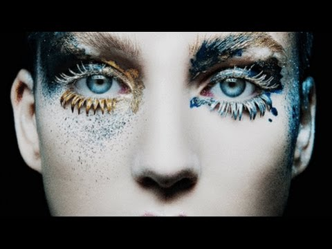 belleza ojos contorno