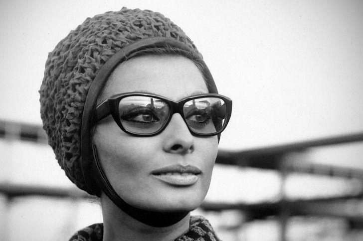 sofia loren belleza actitud