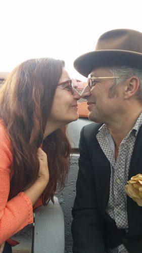 Entrevista de nariz a nariz con Alessandro Gualtieri de Nasomatto y yo misma (Beatriz Peña - Belleza Pura)