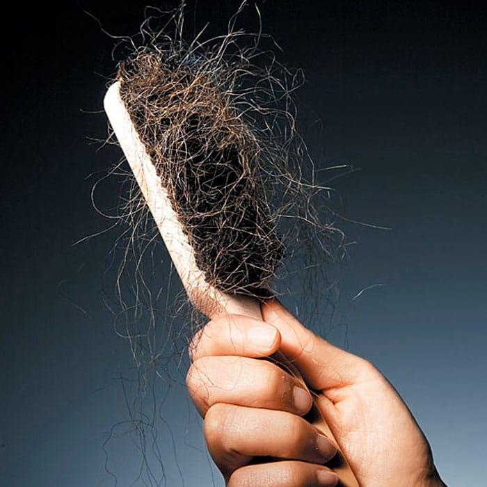 El champú y las vitaminas el experto de los cabello