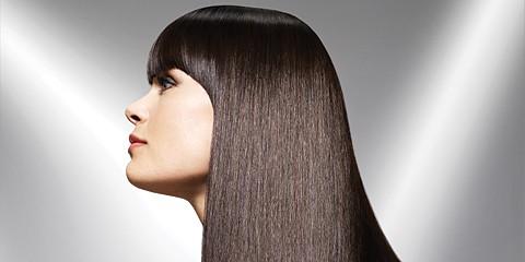 cabello liso queratina
