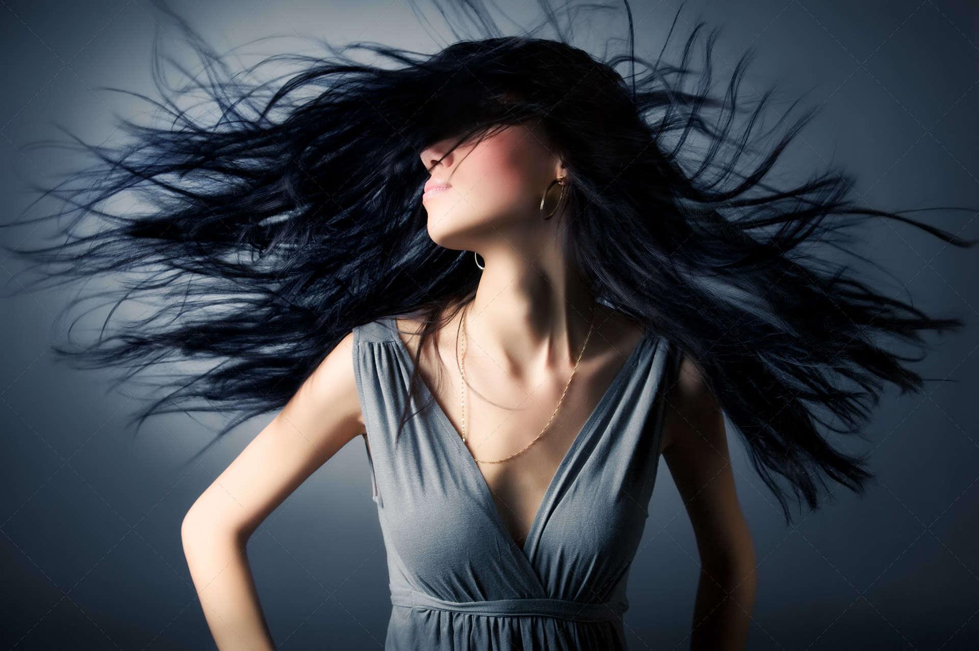 Para el volumen de los cabello la mostaza la máscara para los cabellos