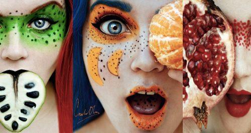 frutas modelos