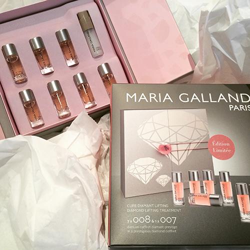 María Galland- soin diamant