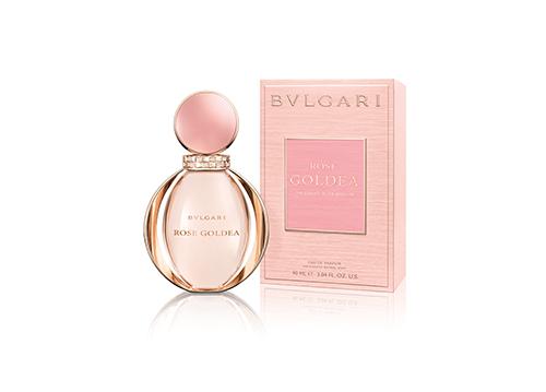 rose goldea, perfume , mujer, Bulgari