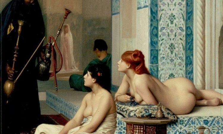 900_Oriental bath