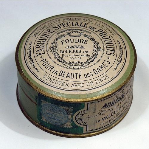 bourjois polvos maquillaje historia