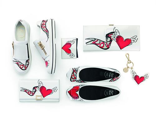Roger Vivier para San Valentín