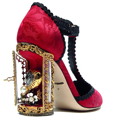 Dolce&Gabanna zapatos San Valentín