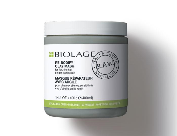 Clay Mask Raw Biolage