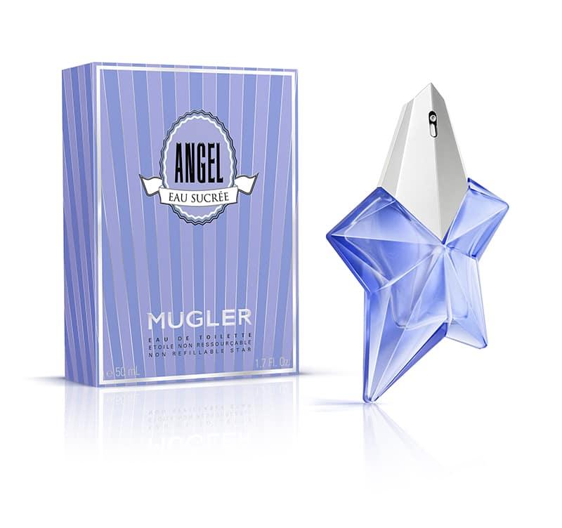 Perfume dulce , Angel Eau Sucree