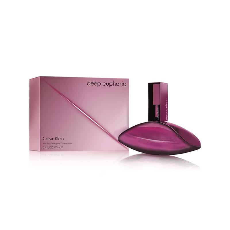 Perfume dulce, Deep Euphoria de Calvin Klein