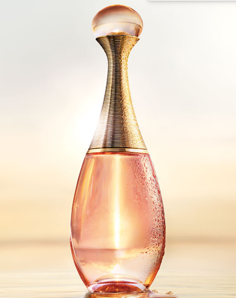 Perfume dulce, DIOR 800