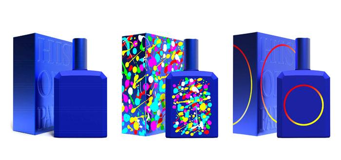 Histoires De Parfums Ceci Nest Pas Un Flacon Bleu Trilogia 2