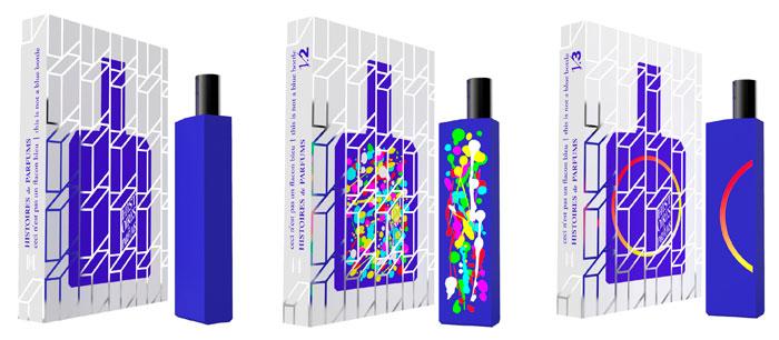 Histoires De Parfums Ceci Nest Pas Un Flacon Bleu Trilogia