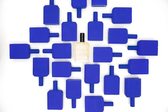 Histoires De Parfums Ceci Nest Pas Un Flacon Bleu