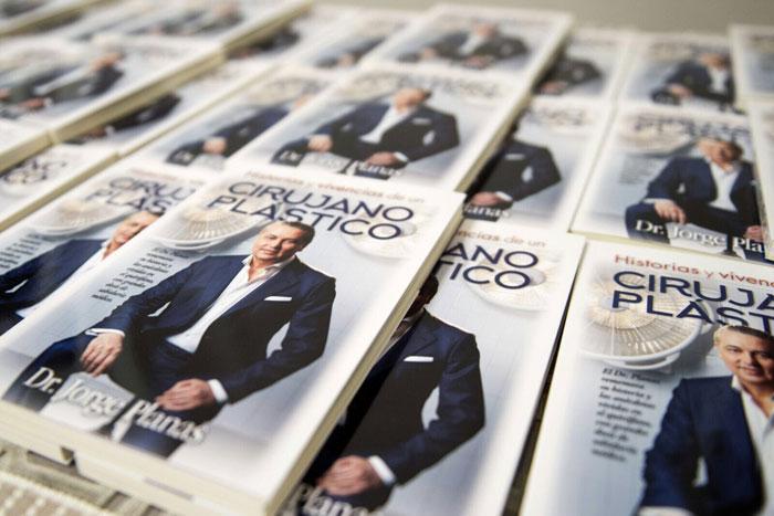 Jorge Planas Historias Y Vivencias De Un Cirujano Plastico Libro