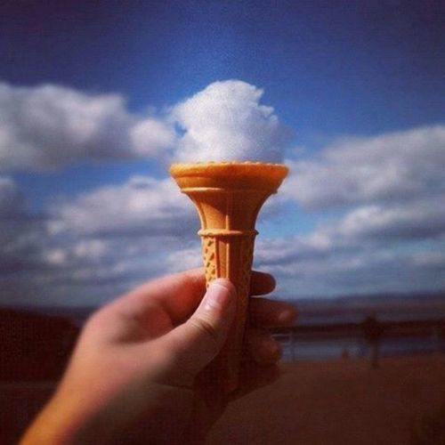 Sorbet Cloud Cone Angel