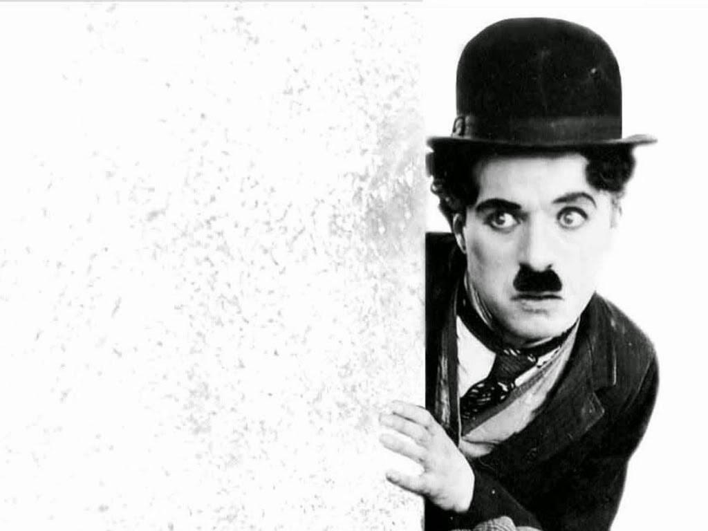 Charlie Chaplin Eyes