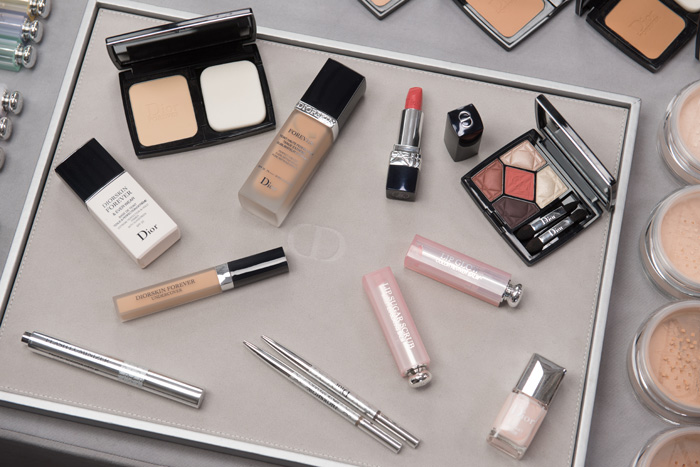 Dior Coleccion Crucero 2018 Peter Philips Maquillaje