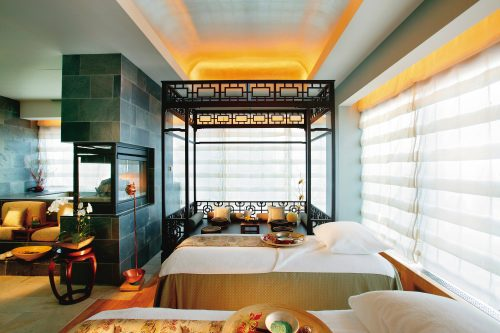 Mandarin New York Luxury Spa Vip Suite
