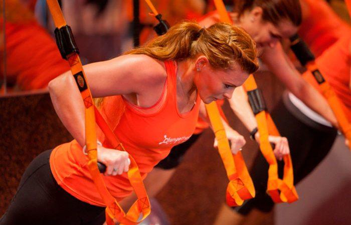 Orangetheory Fitness Madrid Entrenamiento Alta Intensidad