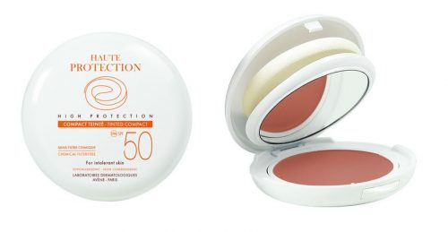 Avene Maquillaje SPF 50