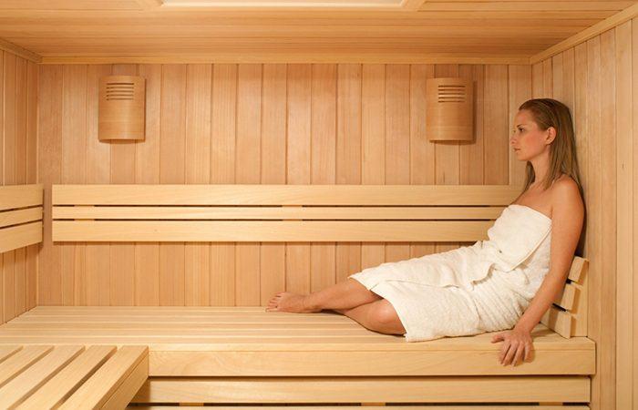 Como Tomar Una Sauna Correctamente