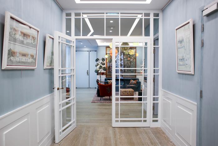 Maison Sisley Paris