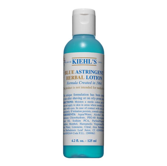 Kiehls Blue Astringent Herbal Lotion