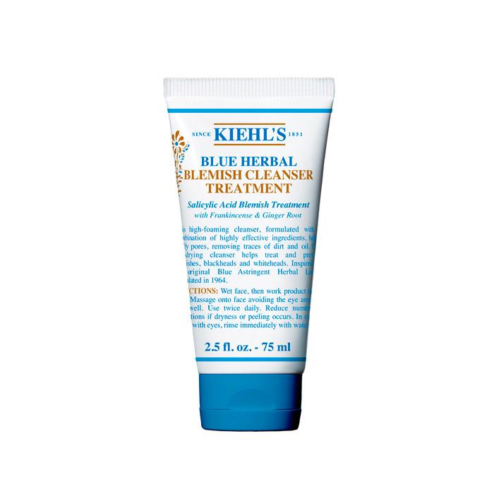 Kiehls Blue Herbal Cleanser