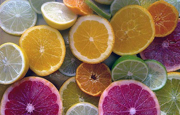 Limones fragancias de autor