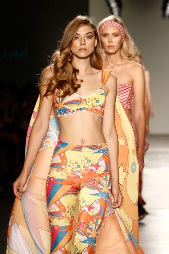 Fashion Palette New York Fashion Week Spring/Summer 2018 Runway