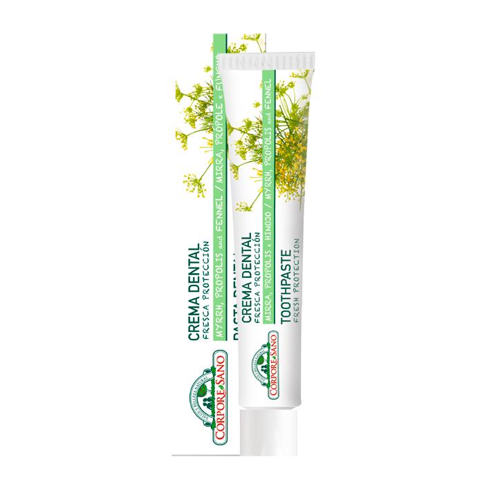 Corpore Sano Pasta Dental Fresca Proteccion
