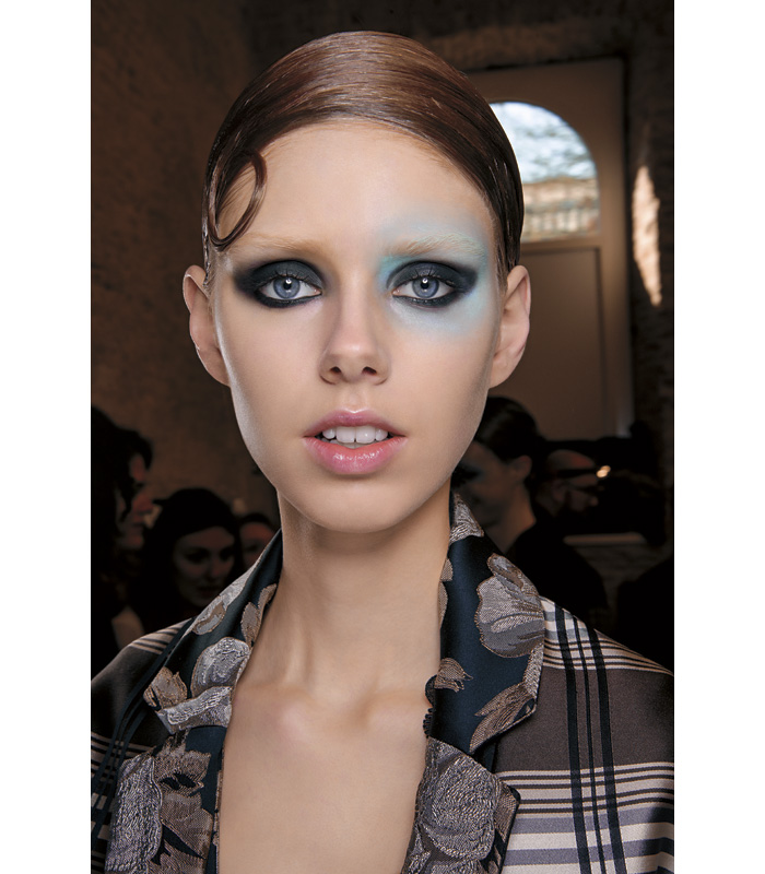 Tendencias Maquillaje Otono Invierno 2018 Antonio Marras