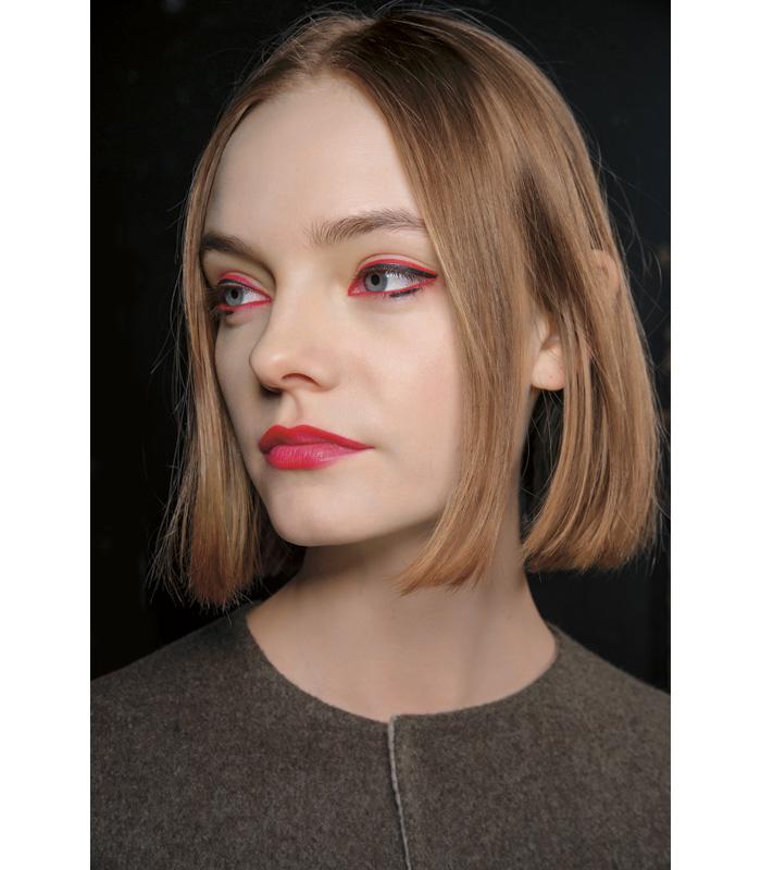 Tendencias Maquillaje Otono Invierno 2018 Chalayan