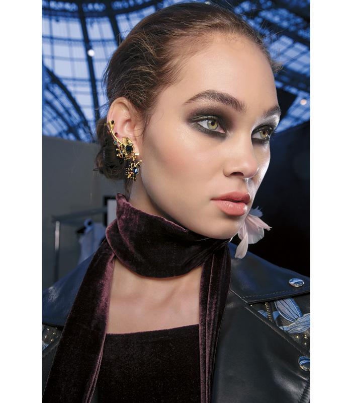 Tendencias Maquillaje Otono Invierno 2018 Elie Saab