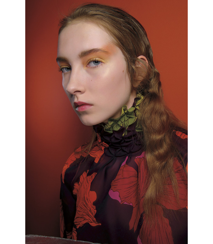 Tendencias Maquillaje Otono Invierno 2018 J Galliano
