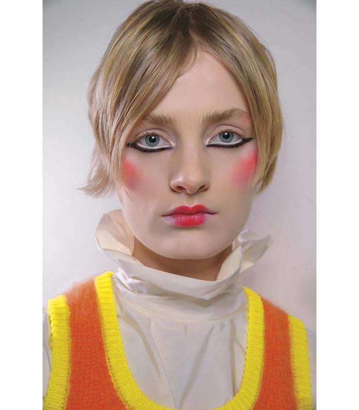 Tendencias Maquillaje Otono Invierno 2018 Kenzo