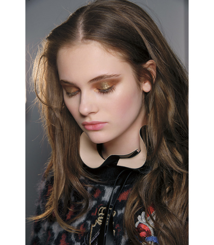 Tendencias Maquillaje Otono Invierno 2018 Les Copains