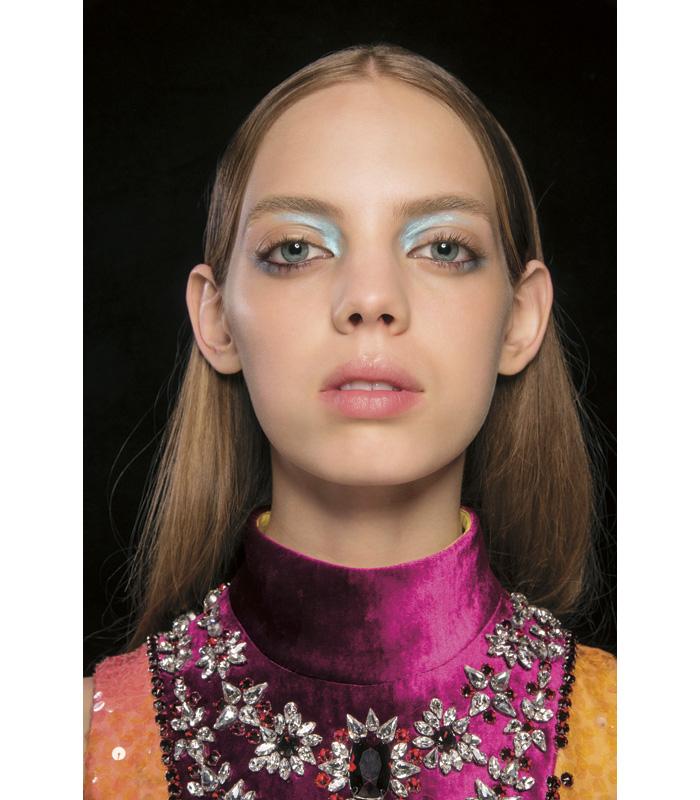 Tendencias Maquillaje Otono Invierno 2018 M Katrantzou