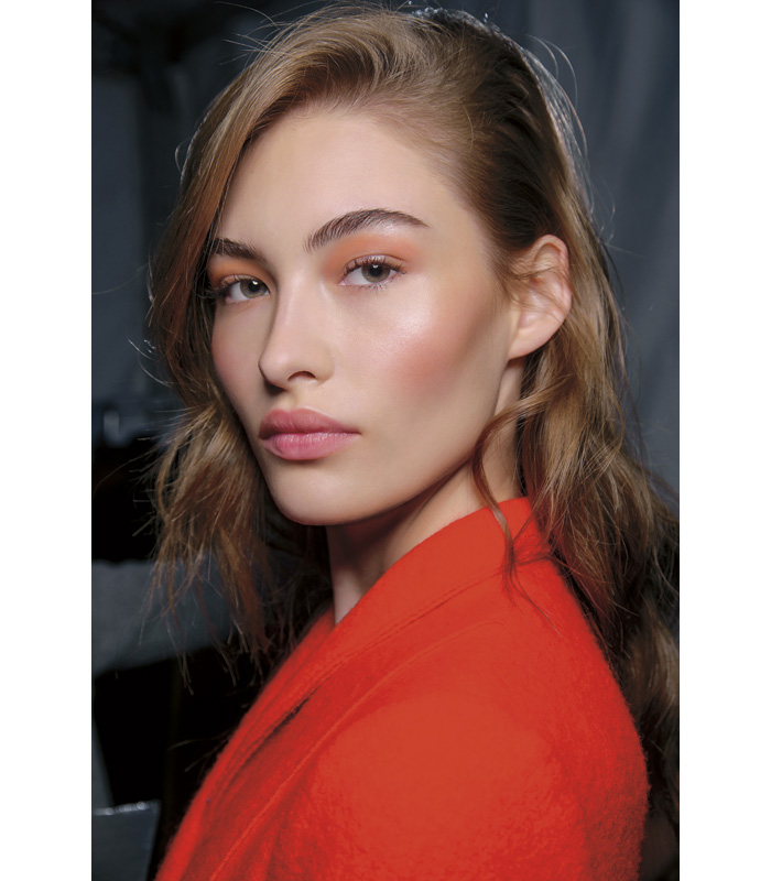 Tendencias Maquillaje Otono Invierno 2018 Max Mara