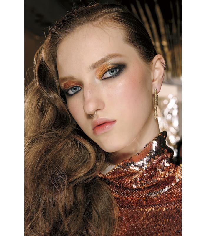 Tendencias Maquillaje Otono Invierno 2018 Michael Halpern