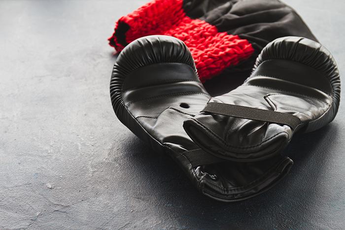 Guantes de boxeo para booxing nuevos deportes