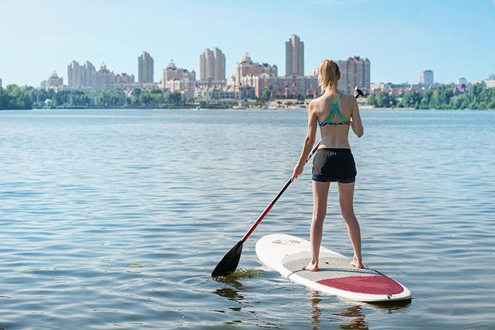Nuevos deportes Paddle Surf