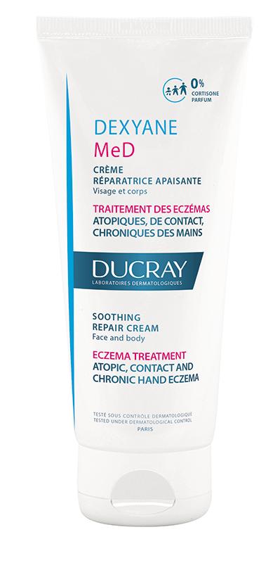 Crema Dexyane para tratar el eczema