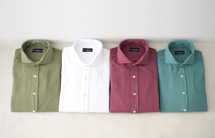 Camisas Cloking de piqué